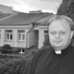 + ks. Wojciech Wójtowicz, rektor WSD w Koszalinie
