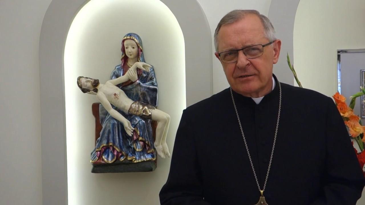 Wskazania biskupa dotyczące Wielkiego Tygodnia i Triduum Paschalnego